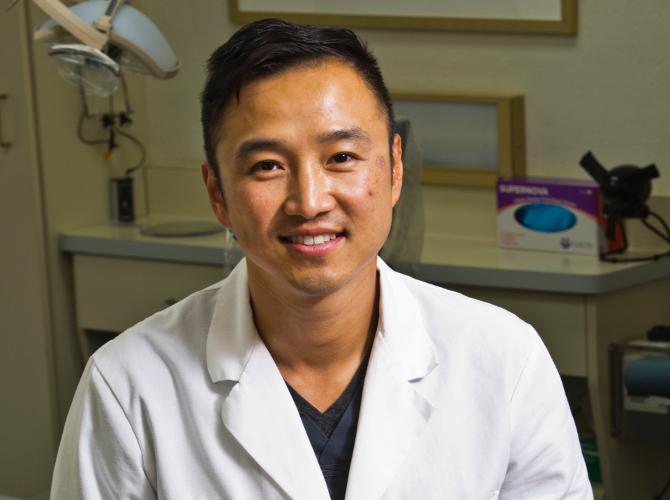 Dr. Paul S. Cho D.D.S.